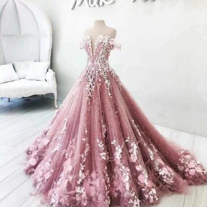 ball gown prom dresses, off the sho..