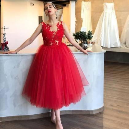 lace prom dresses, red prom dresses..