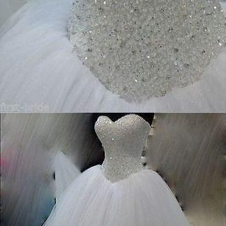 sweetheart wedding dresses, crysal ..