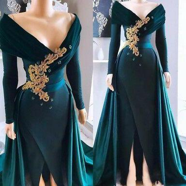 green prom dresses, 2021 prom dress..