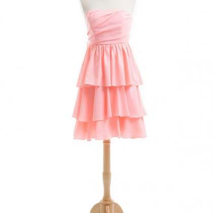 Sweetheart Neckline Tiered Cheap Ch..