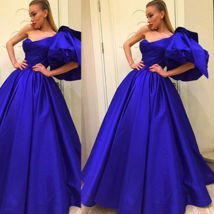 Royal Blue Prom Dresses, One Should..