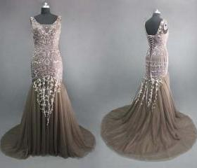 Mermaid Evening Dres..