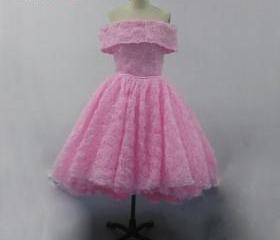 Pink Homecoming Dres..