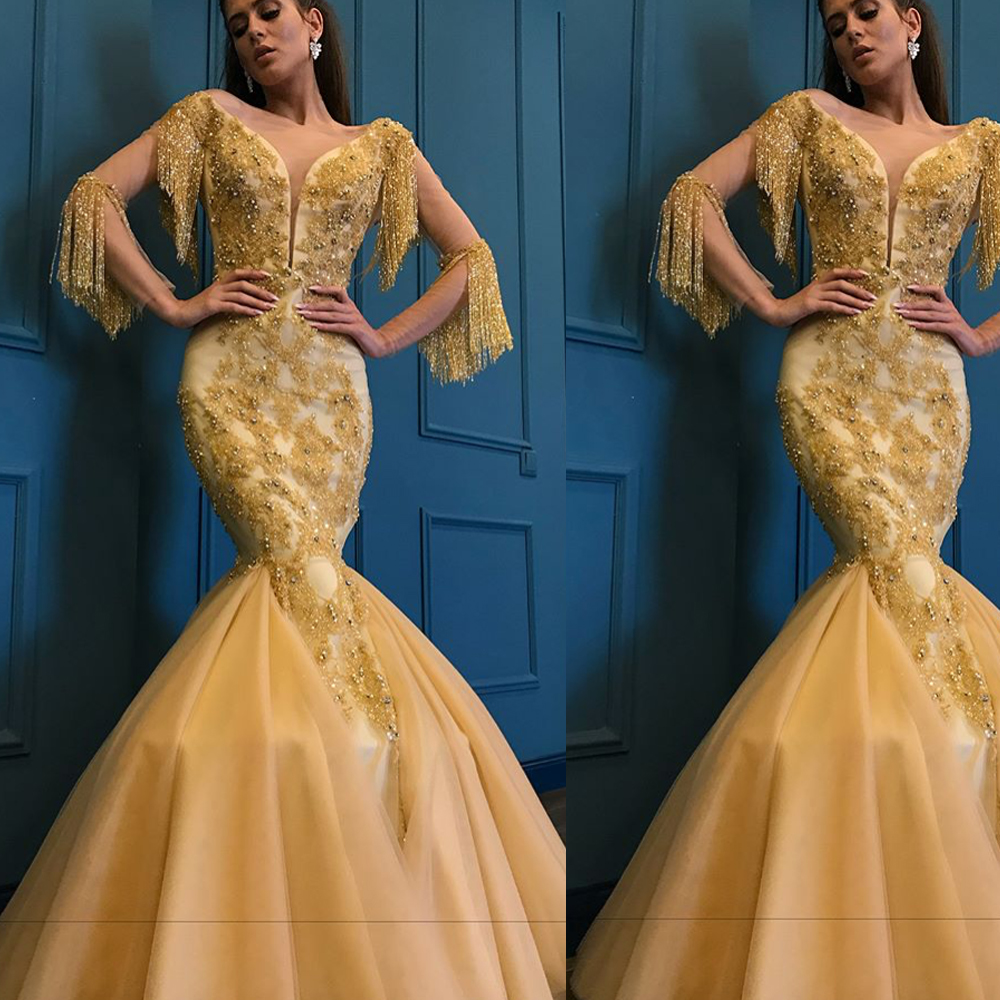 Yellow Prom Dresses e0988500bb52