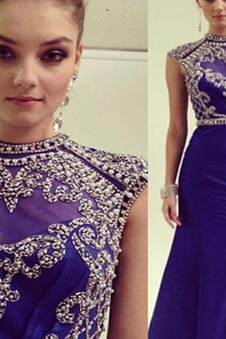 purple prom dresses, crystal prom dresses, beaded prom dresses, lace prom dresses, cap sleeve prom dresses, purple evening dresses, mermaid evening dresses, mermaid evening dresses, 2020 formal dresses, evening gowns, cheap party dresses, homecoming dresses, purple party dresses