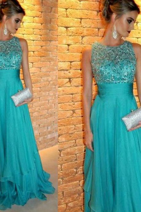 green prom dresses, 2020 prom dresses, beaded prom dresses, crystal evening dresses, 2020 evening gowns, 2020 formal dresses, crystal prom dress, beaded prom dress, cheap evening dresses, chiffon evening dresses, green prom dresses, green evening dresses
