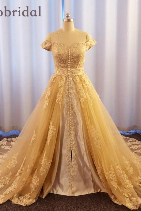 gold prom dresses, embroidery prom dresses, lace prom dresses, gold evening dresses, lace formal dresses, tulle evening dresses, tulle prom dresses, embroidery prom dresses, sweetheart prom dresses, 2020 prom dresses, sexy party dress, vintage evening dresses