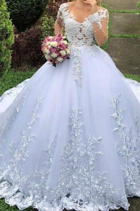ball gown wedding dresses, lace wedding dresses, long sleeve wedding dresses, long sleeve bridal dresses, arabic wedding dress, ball gown wedding dress, lace bridal dresses, arabic wedding dresses, pearls wedding dresses, lace bridal dresses, formal dresses, wedding gowns, puffy wedding dresses, 2020 wedding dresses