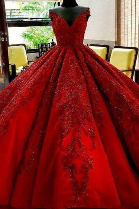 lace prom dresses, 2020 prom dresses, ball gown prom dress, red prom dresses, arabic prom dresses, new arrival prom dresses, lace evening dresses, beaded prom dresses, ball gown evening dresses, 2020 formal dresses, red evening dresses, v neck evening dresses, 2020 party dresses, arabic prom dresses, lace party dress, puffy evening gowns, 2020 prom dresses