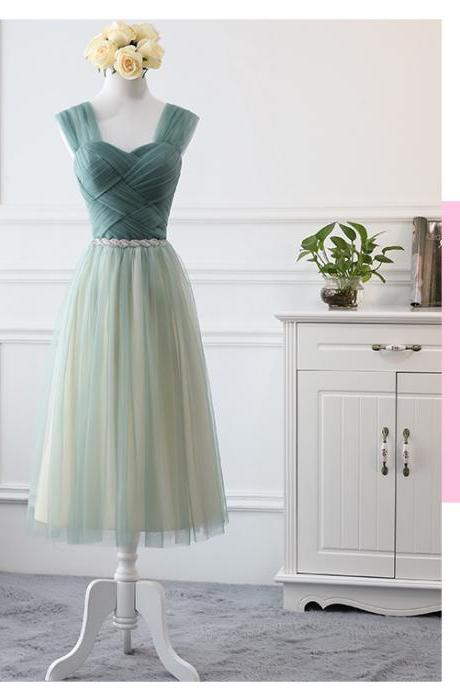 teal length bridesmaid dresses, pleats bridesmaid dresses, tulle bridesmaid dresses, cheap bridesmaid dresses, 2020 bridesmaid dresses, arabic bridesmaid dress, new evening dress, formal dresses, sexy prom dresses, custom make bridesmaid dress, fashion bridesmaid dresses, 2020 bridesmaid dress