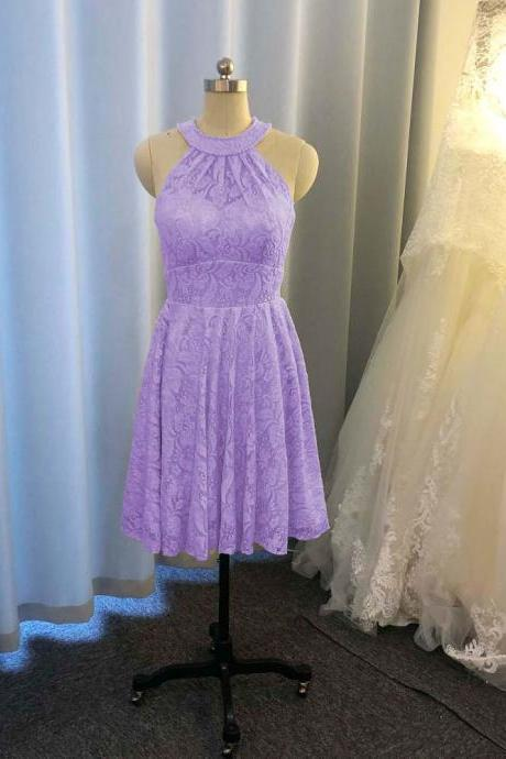 lavender bridesmaid dress, lace bridesmaid dresses, short bridesmaid dresses, mini bridesmaid dresses, 2020 bridesmaid dresses, fashion bridesmaid dresses, cheap bridesmaid dresses, custom make bridesmaid dresses