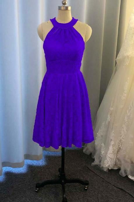 royal blue bridesmaid dresses, lace bridesmaid dresses, cheap bridesmaid dresses, fashion bridesmaid dress, new arrival bridesmaid dresses, short bridesmaid dresses, custom make bridesmaid dresses