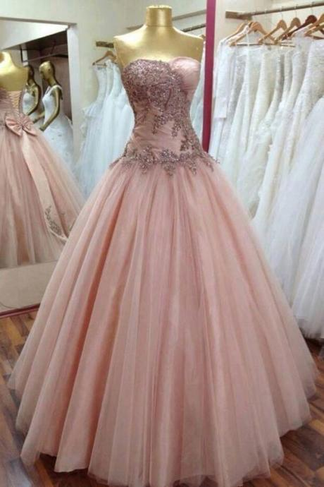 lace prom dresses 2020, tulle evening dress, real picture prom dresses, ball gown prom dresses, pink formal dresses, arabic evening dresses, new arrival evening dresses, sexy party dresses