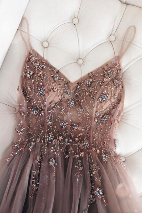 grey prom dresses, 2021 prom dresses, sweetheart prom dresses, new arrival party dresses, beaded prom dresses, sexy evening dresses, cheap party dresses, fashion evening dresses, 2021 evening gowns