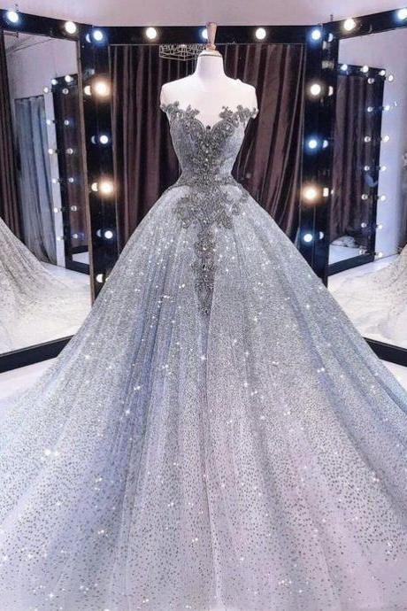 sparkly prom dresses, 2021 evening dresses, crystal evening dresses, ball gown evening dresses, fashion evening dresses, tulle formal dresses, cheap prom dresses, tulle evening dress, crystal evening dress, ball gown evening gowns