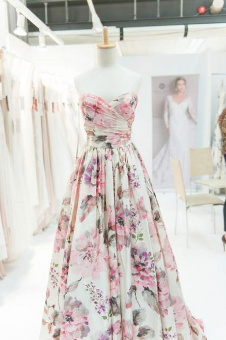 print prom dresses, 2021 prom dresses, pleats prom dresses, cheap prom dresses, ball gown prom dresses, new arrival prom dress, sexy prom dress, evening gowns,satin evening dresses, fashion prom dresses