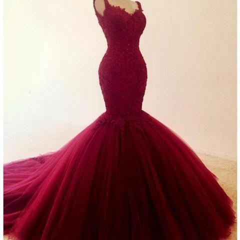 lace prom dresses, 2020 prom dresses, sweetheart prom dresses, arabic prom dresses, mermaid evening dresses, 2020 party dresses, burgundy prom dresses, lace evening dresses, puffy prom dresses, new arrival evening gowns
