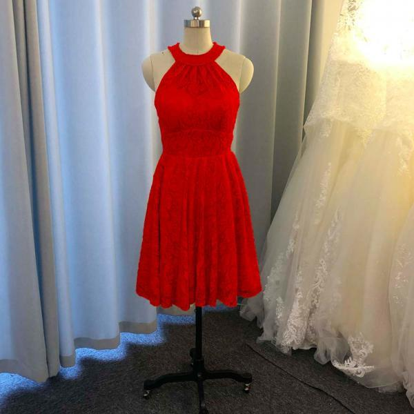 red bridesmaid dresses, 2020 bridesmaid dresses, halter bridesmaid dresses, red bridesmaid dress, fashion bridesmaid dress, new arrival bridesmaid dresses, fashion bridesmaid dress, custom make bridesmaid dress