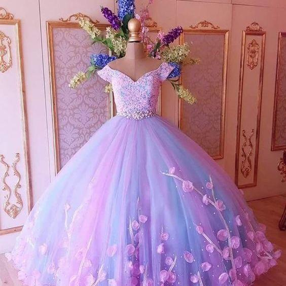 lace prom dresses, 2020 prom dresses, off the shoulder evening dresses, tulle evening dresses, lace prom dresses, ball gown prom dresses, puffy evening dresses, ball gown evening dress, new arirval formal dresses, 2020 party dresses